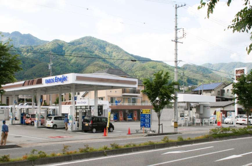 エクスプレス飯田羽場SS