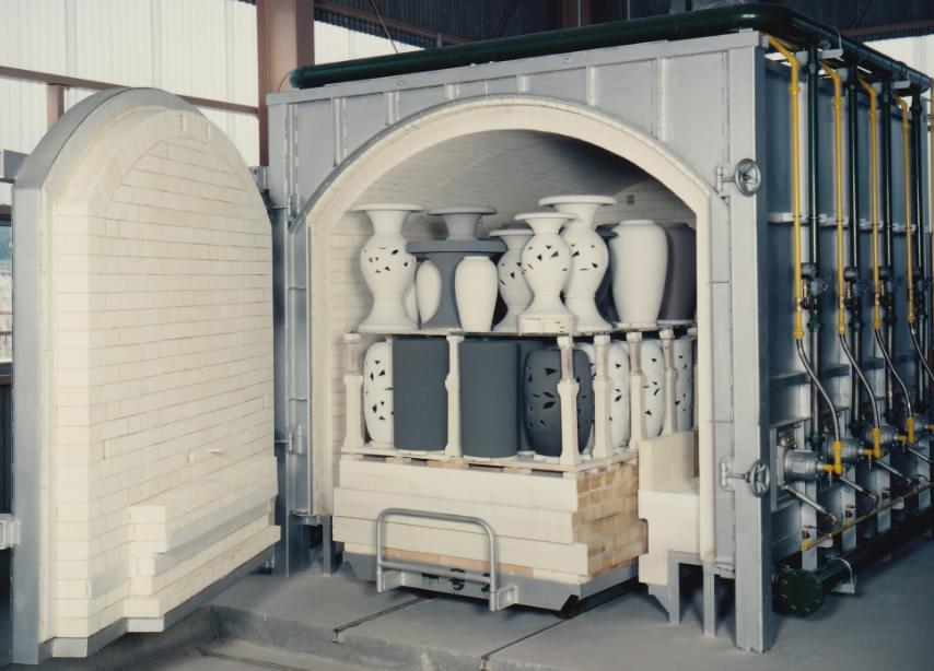 陶磁器焼成炉