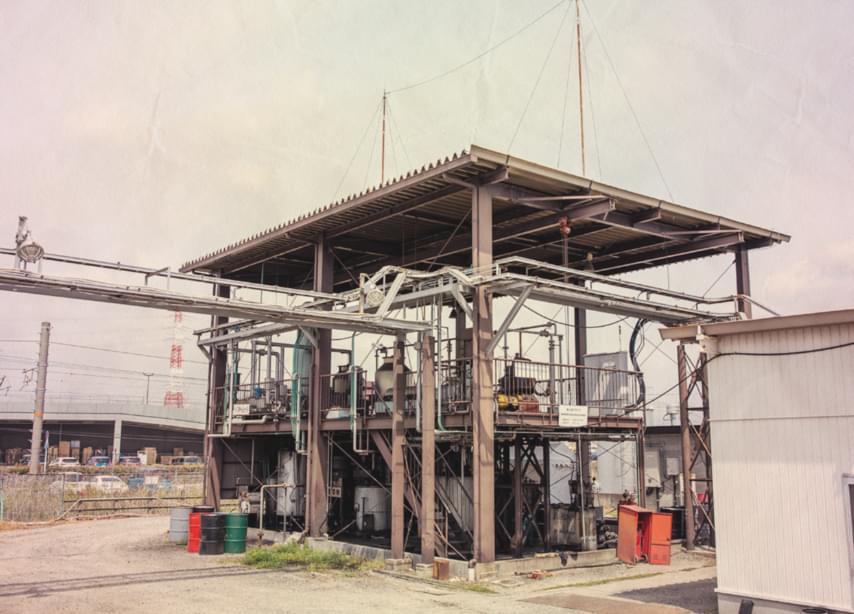 四日市リサイクル工場