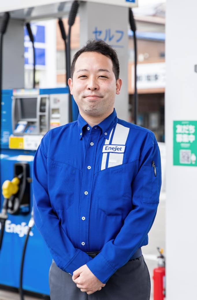 クリーンセルフ瀬戸 店長 田中様