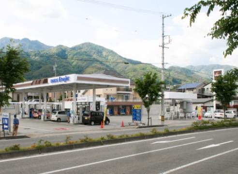 クリーンセルフ飯田羽場SS